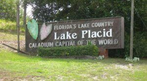 One Of The Most Unique Towns In America, Lake Placid Is Perfect For A Day Trip In Florida