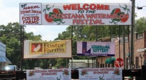 The Louisiana Watermelon Festival Is Back For It's 58th Year Of Fun
