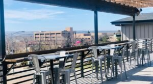 The Patio Of 406 Kitchen & Taproom Is The Only Place To Be On A Montana Summer Day