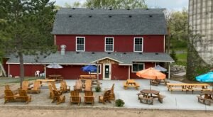 There's No Last Call For Relaxation At A Wisconsin Brewery That's Also A Comfy Rental Home