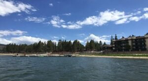 The Gorgeous Big Bear Lake In Southern California Might Just Be Your New Favorite Swimming Spot