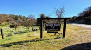 Enjoy The History, Horses, And Western Hospitality Of This Southern California Cattle And Guest Ranch