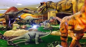 There's A Dinosaur-Themed Museum & Activity Center In Southern California Called Wonder of Dinosaurs