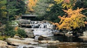 An Easy But Gorgeous Hike, The Ellis River Ski Trail Leads To A Little-Known River In New Hampshire