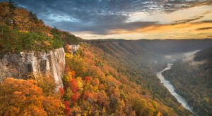 West Virginia's New River Gorge Is Among The World's 100 Greatest Places And We're Here For The Recognition