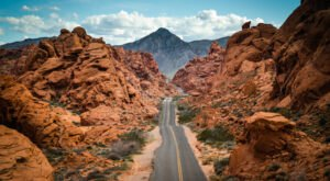 Valley Of Fire State Park Is The Single Best State Park In Nevada And It's Just Waiting To Be Explored