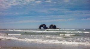 This Beach On The Oregon Coast Is An Under-The-Radar Treasure