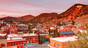 One Of The Most Unique Towns In America, Bisbee Is Perfect For A Day Trip In Arizona