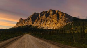 Hop In Your Car And Take The Dalton Highway For An Incredible 400 Mile Scenic Drive In Alaska