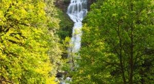 The Tallest Waterfall In The Oregon Coast Range, Munson Creek Falls, Is A Hidden Treasure
