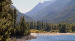 Cool Off This Summer In Some Of The Clearest Water In Oregon At Wallowa Lake Campground
