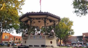 An Iowa Staple Since 1864, The Oskaloosa City Band Even Has Its Own Century-Old Bandstand