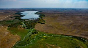 Discover A Pristine Paradise When You Visit Nebraska's Box Butte Reservoir State Recreation Area