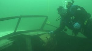 Wazee Lake Is A Scuba Park Hiding In Wisconsin That's Perfect For Your Next Adventure