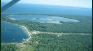 Be One Of The Very Few Who Dare To Visit A Wisconsin Off-The-Grid Island Community