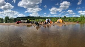 A Magical Wisconsin River Trip Takes Paddlers To A Deserted Sandbar So They Can Sleep Under The Stars