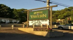 Tucked Away In A Rhode Island Lakefront, Morse Tavern Is A Gorgeous Restaurant With Unforgettable Food