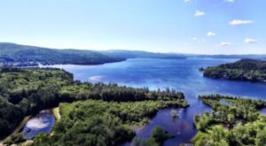 Discover A Pristine Paradise When You Visit New Hampshire's Newfound Lake