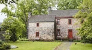 Explore The State's Early History At The Ramsey House, An Original 1797 Home In The Hills Of East Tennessee