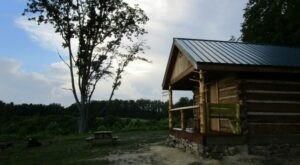 This Secluded Camp Creek State Park Cabin Is Only Accessible Via A 3.3 Mile Hike In West Virginia