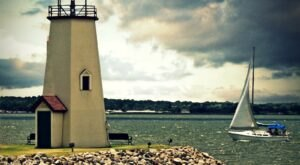 Discover A Pristine Paradise When You Visit Oklahoma's Lake Hefner