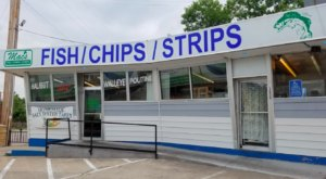 This Roadside Fish Shack In Minnesota Doesn't Look Like Much, But They Serve Up Mouthwatering Fish And Chips
