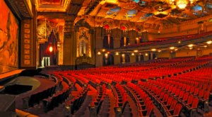 One Of The Most Haunted Theatres In Southern California, Hollywood Pantages Theatre Has Been Around Since 1930