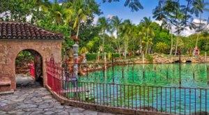 Keep Cool All Summer Long At This Tropical Paradise, Florida's Venetian Pool