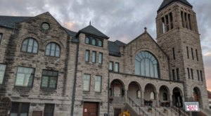 Over 100 Tiffany Windows Turn This Historic Iowa Church Into A Stained Glass Paradise