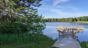 It's Just You And Mother Nature At Hayes Lake State Park, A Little-Known Minnesota Park Full Of Things To Do