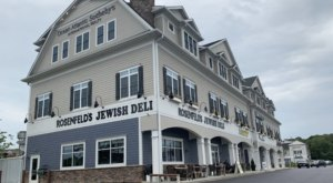 Stuff Your Face With The Biggest Sandwiches In Delaware At Rosenfeld's Jewish Deli