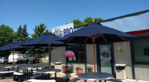 It Might Not Look Like Much, But Blue Collar BBQ Serves Up Some Of The Best Pulled Pork, Brisket, And Ribs In Minnesota