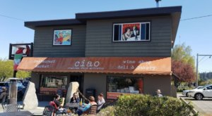 Enjoy A Taste Of Italy Right Here At An Authentic Italian Marketplace On Whidbey Island In Washington