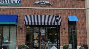 Get A True Taste Of The South At Buttermilk Sky Pie Shop In Georgia