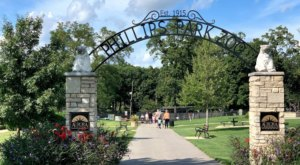 Admission-Free, The Phillips Park Zoo In Illinois Is The Perfect Day Trip Destination
