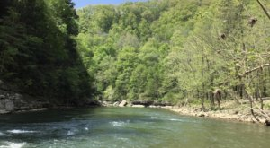 This Secluded Lagoon In Kentucky Might Just Be Your New Favorite Swimming Spot