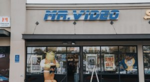 Go Old-School For A Night And Rent A Video From Mr. Video In Keizer, Oregon