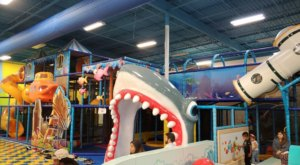 FunVille Is An Underwater-Themed Indoor Playground In Virginia That's Insanely Fun