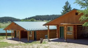 This Quiet, Charming Cabin In Wyoming Is The Perfect Place To Get Away From It All