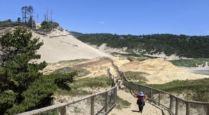 Oregon State Parks Expanded The Overlook At Cape Kiwanda In Pacific City, And The Views Are Breathtaking