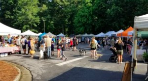 The Delightful Peachtree Road Farmers Market In Georgia Has Been Around For 15 Years