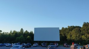 A Trip To This Classic Family Drive-In Theater Outside Of Richmond, Virginia Will Make Your Summer Complete
