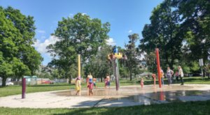 There's A Massive Playground And Splash Pad In Montana Called Westside Park