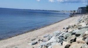 Discover A Pristine Paradise When You Visit Connecticut's Walnut Beach