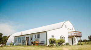 Escape To The Minnesota Countryside With A Stay At This Barn Airbnb Overlooking A Beautiful Farm Meadow