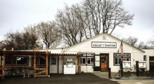 The Milkshakes From The Fields Station In Oregon Are World Famous