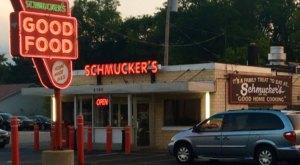 Opened In 1948, Schmucker's In Ohio Might Just Be The Best Roadside Diner In America