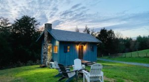Escape To A Tiny House On A Peaceful Virginia Farm For The Ultimate Staycation