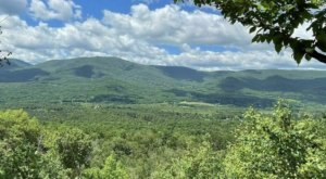 Spend Some Time In Nature Enjoying Breathtaking Views And Getting Exercise On This Vermont Hike