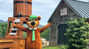 The New Jellystone Park May Just Be The Disneyland Of New Hampshire Campgrounds